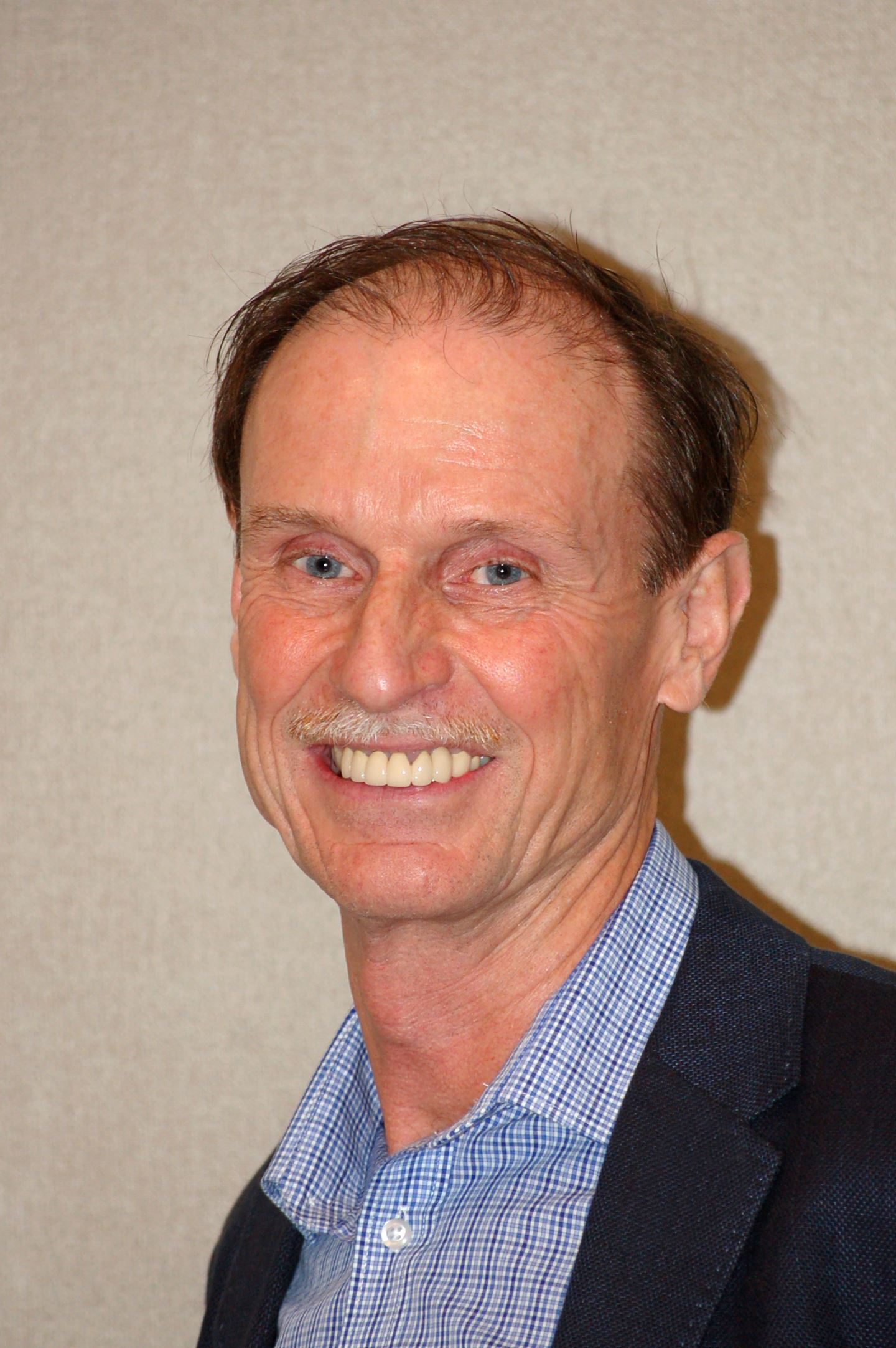 Alan Harrison, Mayor