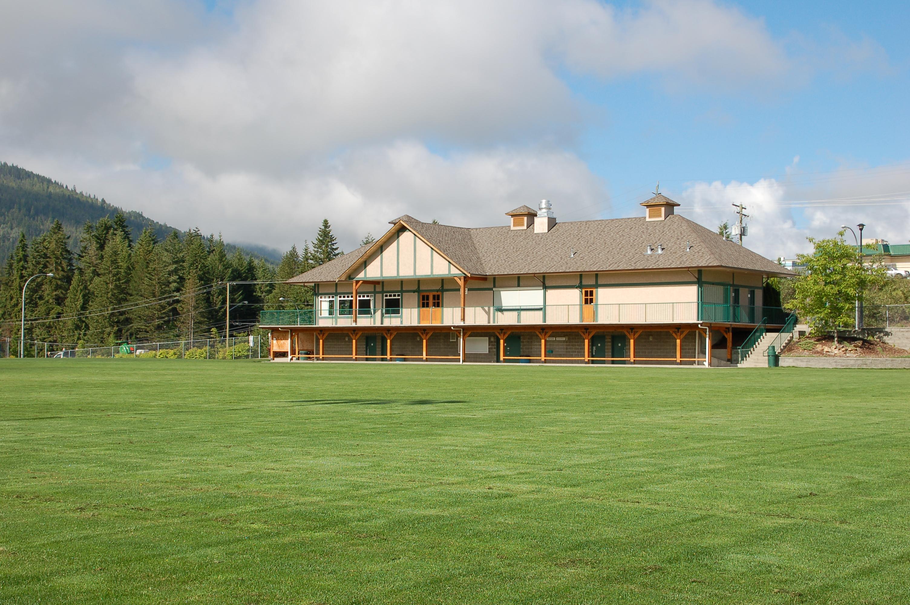 Little Mountain Park Field